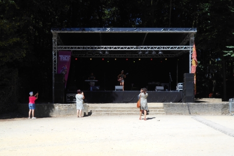 60 Sqm Outdoor Stage